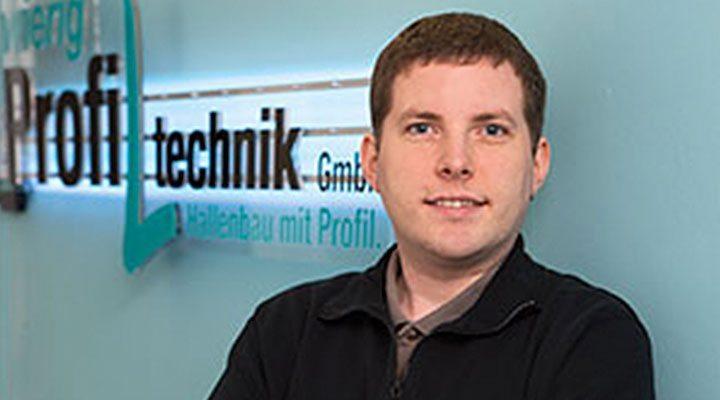 Technischer Zeichner, Jörg Pütz