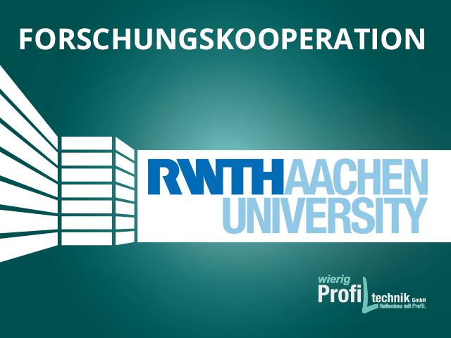 Netzwerk von Unternehmen mit der RWTH Aachen